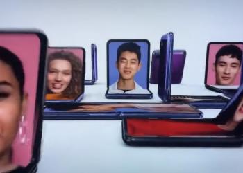 H Samsung αποκάλυψε το νέο foldable smartphone της στα βραβεία Oscar
