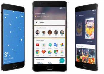 OnePlus 3T: ένα ακόμα εντυπωσιακό smartphone από την OnePlus