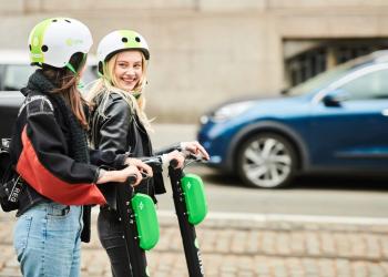 Group Ride από τη Lime: ένας λογαριασμός, έως πέντε ηλεκτρικά πατίνια