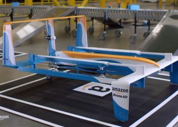 Amazon: drones στη Βρετανία