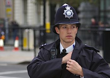 H αστυνομία του Λονδίνου εκπαιδεύεται