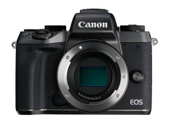 Canon EOS M5: η κορυφαία mirrorless πρόταση της Canon