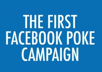 Η πρώτη διαφήμιση στο Facebook Poke