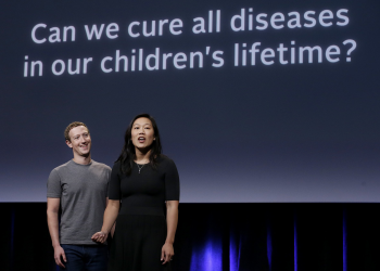 3 δισ. δολάρια για την υγεία από τον Mark Zuckerberg