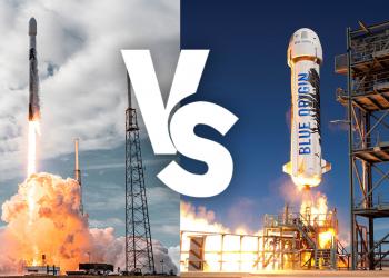 Μπέζος – Μασκ σε κόντρα δισεκατομμυρίων για τη Σελήνη