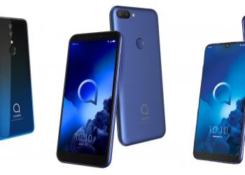 Alcatel: εμπλουτίζει τη γκάμα των smartphones της στο Mobile World Congress 2019