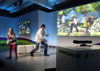 Kinect: Όχι μόνο μια παιχνιδοκονσόλα