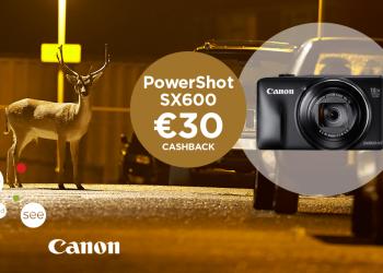 Επιστροφή χρημάτων από την Canon