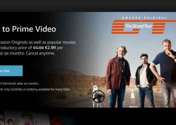 H τηλεοπτική υπηρεσία της Amazon ήρθε και στην Ελλάδα