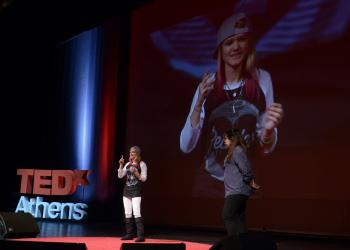 TEDx Athens 2012: τι κρατάω, τι πετάω