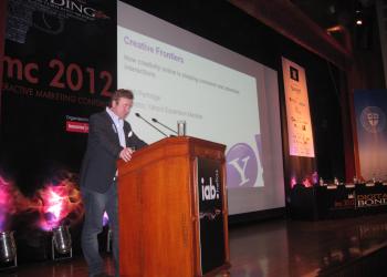 IMC 2012: στο επίκεντρο οι πολλαπλές οθόνες