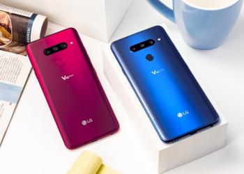 Το νέο smartphone LG V40 ThinQ έχει πέντε κάμερες