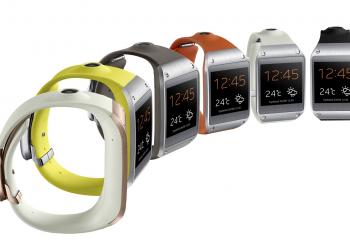Τηλέφωνο-ρολόι από τη Samsung
