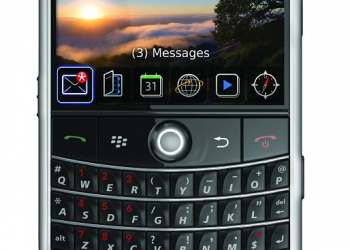 Blackberry: σενάρια για Tablet PC