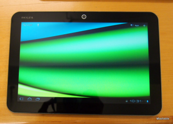 To ελαφρύτερο 10άρι tablet από την Toshiba