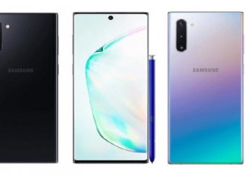 Samsung Galaxy Note 10: ένα powerphone υψηλού επιπέδου για χρήστες υψηλού επιπέδου