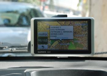 GPS με δεδομένα κίνησης