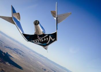 Επιτυχημένη πτήση για την Virgin Galactic