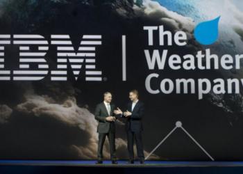 Εξαγοράζει την Weather Company η IBM