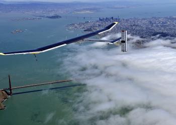 Touch down για το Solar Impulse
