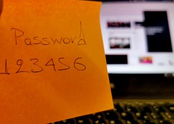 Ο κωδικός «123456» είναι –και με τη βούλα- ο χειρότερος κωδικός ασφάλειας