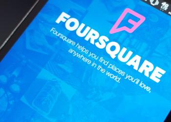 Πέφτει η αξία της Foursquare
