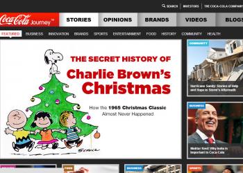 Coca-Cola Journey: 'ένα πραγματικό ταξίδι πληροφόρησης και διαδραστικότητας'
