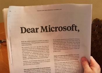 Απάντηση σε Slack. Facebook Workplace από τη Microsoft
