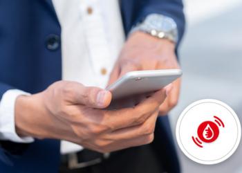 Vodafone Business Temperature Tag: απομακρυσμένος έλεγχος ψυκτικών μονάδων
