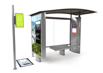 Online και οι στάσεις λεωφορείων