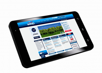 To ZTE Light Tablet PC από τη WIND