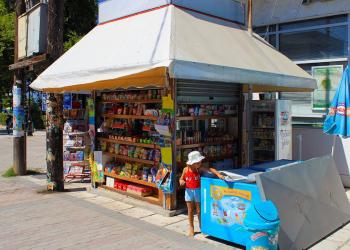 Πολύ πίσω η χρήση καρτών σε περίπτερα και μίνι μάρκετ