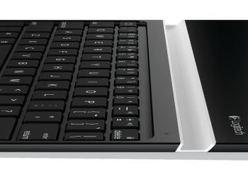 Θήκη - πληκτρολόγιο για το iPad από τη Logitech