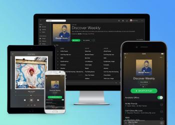Στίχοι σε πραγματικό χρόνο από το Spotify