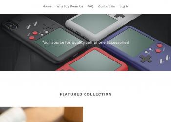 Μια θήκη 'Gameboy' για το iPhone