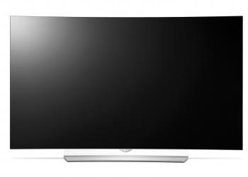 Κυρτή 4Κ OLED τηλεόραση στις 55 ίντσες από την LG