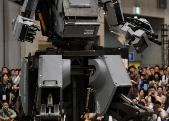 Τα υπέρ-ρομπότ είναι εδώ!