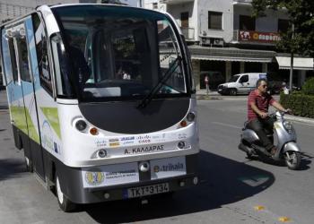 Τρίκαλα: Μετά τα... ακέφαλα λεωφορεία