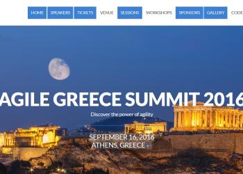 Σημαντικοί ομιλητές στο 2ο Agile Greece Summit
