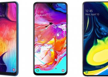 Νέα σειρά Galaxy A από τη Samsung