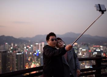 Όχι selfie sticks, είμαστε Ιάπωνες