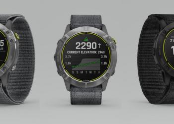 Garmin Enduro: το νέο smartwatch με αυτονομία έως 65 μέρες