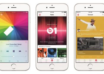 Επιτυχημένο ξεκίνημα για την υπηρεσία Apple Music
