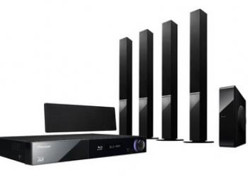 Nέα συστήματα Home Cinema με Blu-ray από την Pioneer