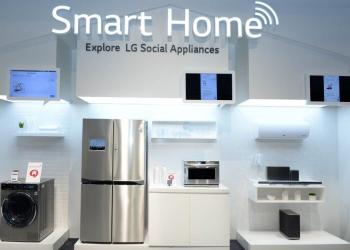 Το έξυπνο σπίτι της LG