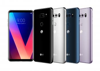 Κερδίζει τις εντυπώσεις το LG V30