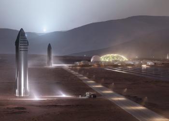 SpaceX: προσγειώθηκε με επιτυχία το Starship