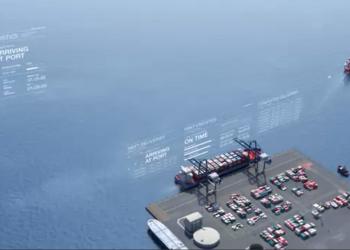 Διασυνδεδεμένα πλοία από την Ericsson και την Inmarsat