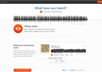 Νέο, βελτιωμένο Soundcloud