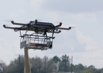 Παραδόσεις στο σπίτι μέσω drone από τη UPS